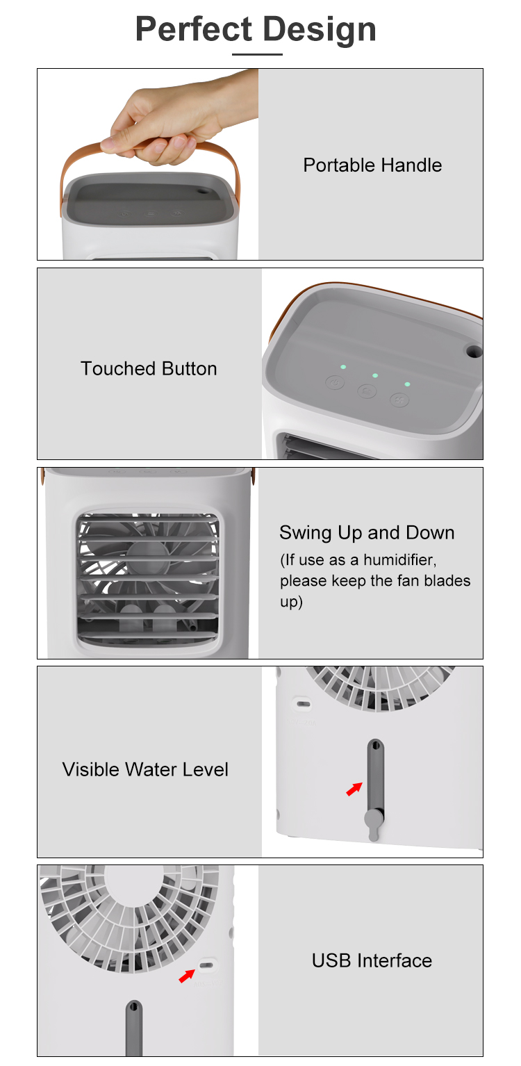 portable air coolers