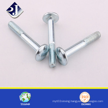 Round Head Galvanized DIN603 Carriage Bolt