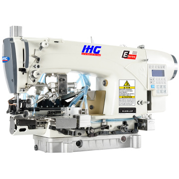 IH-639D-LS เครื่อง Direct-Drive Chainstitch Hemming