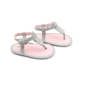 Sandalias de verano rosadas de New Fashion Girls