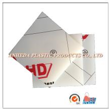 White/ Grey Color 3mm PP Sheet