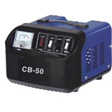 Carregador de bateria portátil 12/24 V para carro