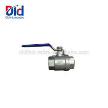 Resistente Ao Calor De Aço Inoxidável Rb Pn40 Cw617n 5 Polegada Galvanizado 2pc Válvula De Esfera V Linha 2 1 2