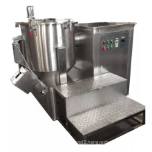 Herbs flour granule blender herbal products liquid wet dry powder herb extract particle high speed mixer machine