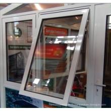 Fenêtre à guillotine en aluminium avec bon prix