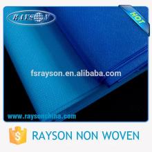 Fabricantes de la tela no tejida de China con el equipo de producción avanzado