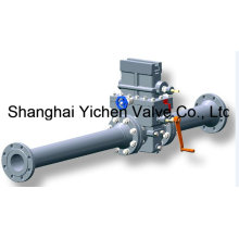 Carbon Steel Flanged Senior Orifice Valve