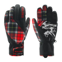 Professional Waterproof and Windproof Ski Equipment Ski Gloves