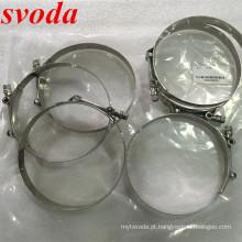 Braçadeira ajustável em aço inoxidável Terex 09003803