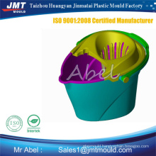 Injection plastic pail mould bucket mould