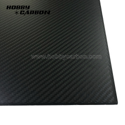 CNC Cutstom 3k woven carbon sheets