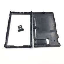 Replacement Black Hard Housing Shell Case Part for Switch NS NX Console Front Back Faceplate