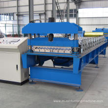 Galvanized steel corrugated roof panel rolling machines