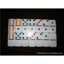 Double domino d'imprimante à jet d'encre domino Double six domino d'imprimante à jet d'encre