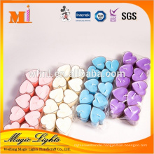 Direct Selling Magic Tealight Candles Square For Party Decoration