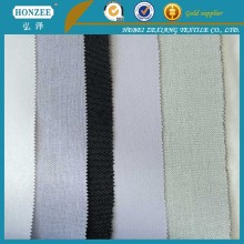 Polyester Woven Waistband Lining with Glue