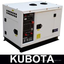 Tipos económicos del generador diesel (BJ6000GE)