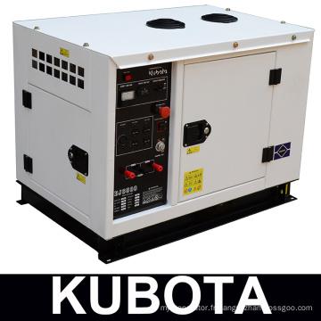 Types de générateurs diesel économiques (BJ6000GE)