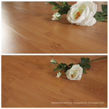 8mm 3strips Teak Laminate Flooring with Water Proof