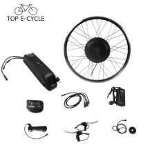 Kit de bicicleta eléctrica DIY 48V 500w ebike kit de conversión