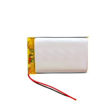 Bateria lipo recarregável 503048 750 mah para dispositivo wearable