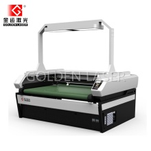 Smart Vision Labels Laser Cutting Machine with Camera