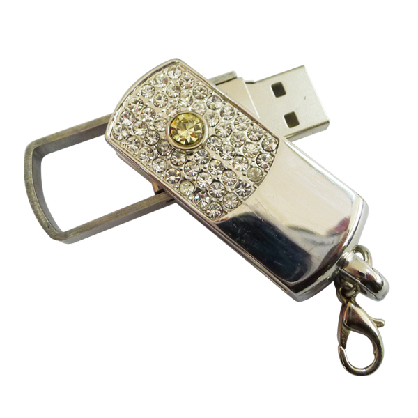 Metal Swivel Memory Stick