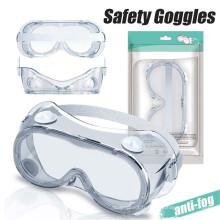 Anti-Fog Anti-Virus Lunettes de protection des yeux Lunettes de sécurité