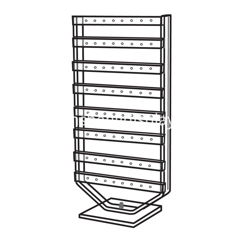 Multiple Earring Display Stand