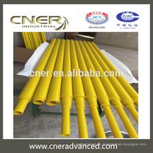 Marca Cner Tubo redondo de fibra de vidrio pultrusionado fabricado por byzibo Productos compuestos Cner Ltd.Corp.