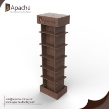 Special Design for Product Display Shelves bookcase wood display shelf export to Pakistan Wholesale