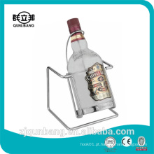 Titular do vinho Cradle Metal / Moden Wine Carrier