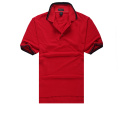 Color Combination Collar Design Polo Shirts