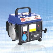 500 Watts Portable Generator, 2HP Two Stroke Engine Gasoline Generator