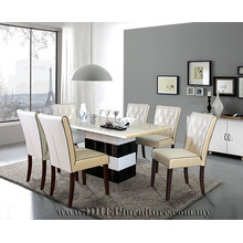 Modernes Esszimmer-Set, Esszimmer-Möbel, High-End-Ess-Set