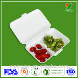 Hot selling best quality bagasse disposable biodegradable hot food plate