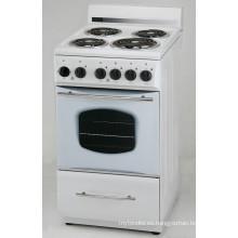 Cocina eléctrica independiente de la bobina de la gama de cocina con ETL