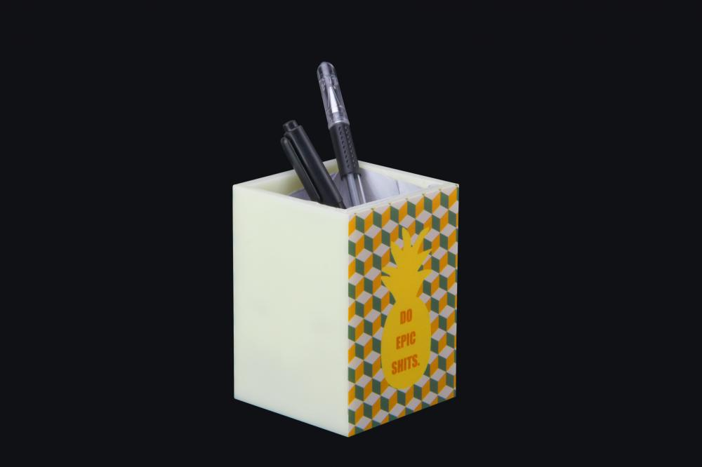 Colorful Pen Holder