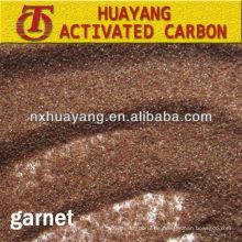 HY-hohe Härte Granat 80 Mesh für Granat Wasserschneider