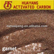 HY-high hardness garnet 80 mesh for garnet water cutter