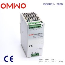 Wxe-75dr-24 Original MW 24V 75W DIN Rail Power Supply