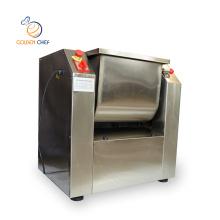 Golden Chef Commercial 7.5 15 25 50L Dough Kneader All Stainless Steel Dough Kneading Machine Horizontal Dough Mixer