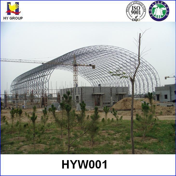 steel space frame roof