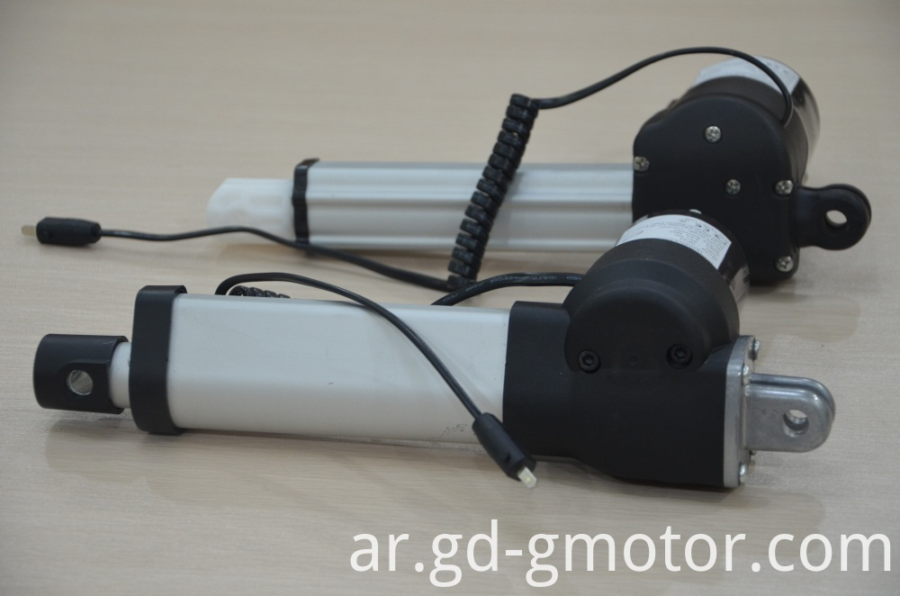 Power Linear Actuator