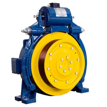 MCG210 máquina de tracción gearless