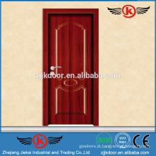JK-MW9010 quarto de peru porta de melamina de madeira