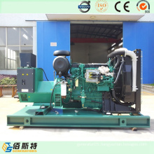 Volvo Engine Brushless Alternator Diesel Power Generating Set