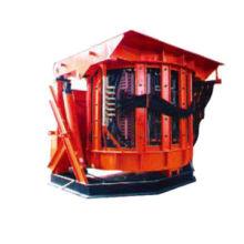 Induction Furnace for Steel Scrap Melting