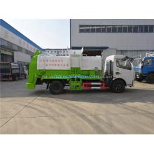 Camión de transporte de basura Euro 3 Dongfeng