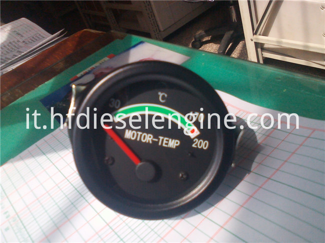 cylinder temperature table 24V